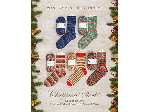 West Yorkshire Spinners Signature Christmas Collection Pattern Book