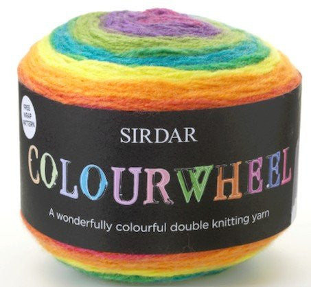 Sirdar Colourwheel