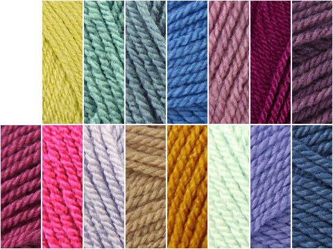 Stylecraft Special DK Soft Rainbow Colour Pack