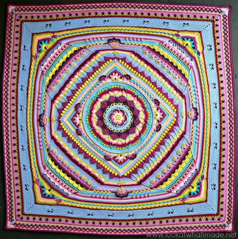 Scheepjes Sophie's Universe Colour Pack - Medium Blanket Pack