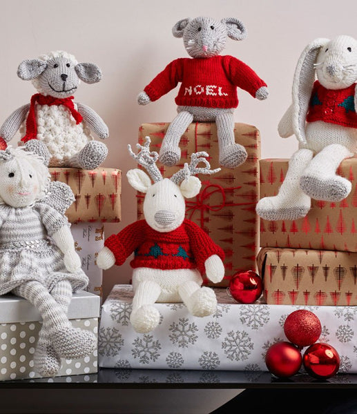 The Studio Collection – Six Festive Knitted Toy Designs (Digital Version)