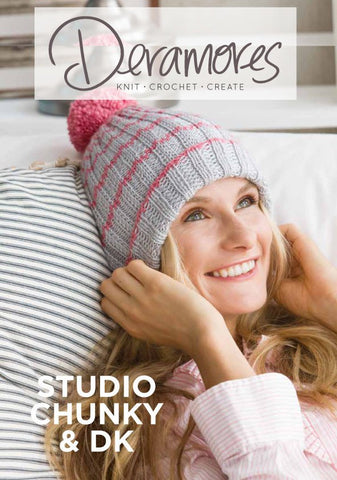 Deramores Studio Chunky and DK Book