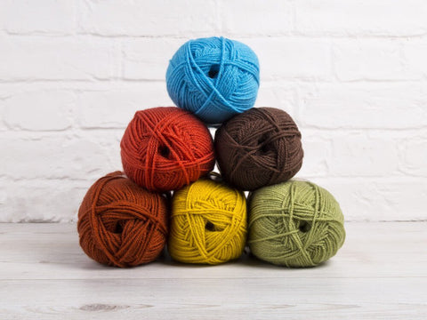 Stylecraft Special DK 70s Colour Pack