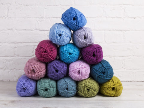 Stylecraft Harmony Colour Pack