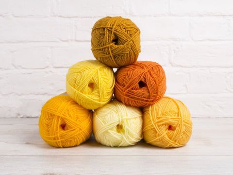 Stylecraft Special DK Liberal Democrat Colour Pack