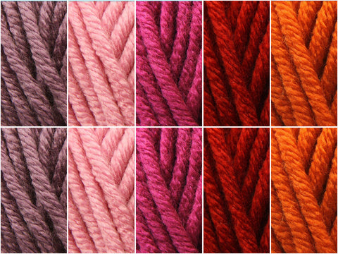 Tulip Time Colour Pack in Deramores Studio Chunky