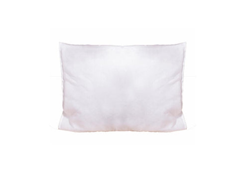 White Rectangle Cushion Pads