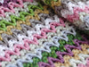 V-Stitch Blanket by Hanjan Crochet