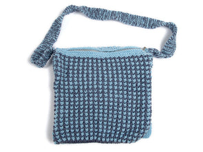 Bee Stitch Bag by Wendy Kippax in Deramores Studio DK