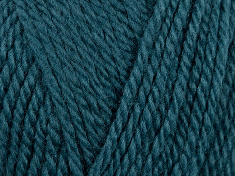Teal (134) in West Yorkshire Spinners Bluefaced Leicester Aran Yarn