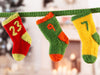 Make your Own Knitted Advent Calendar with Deramores