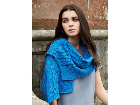 Gypsum by Katya Frankel in Yarn Stories Fine Merino DK