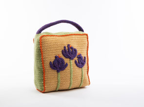 Crocus Doorstop Crochet Kit and Pattern in Stylecraft Yarn