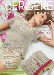 Knitting Magazine 172 - 28 Patterns by Bergere de France