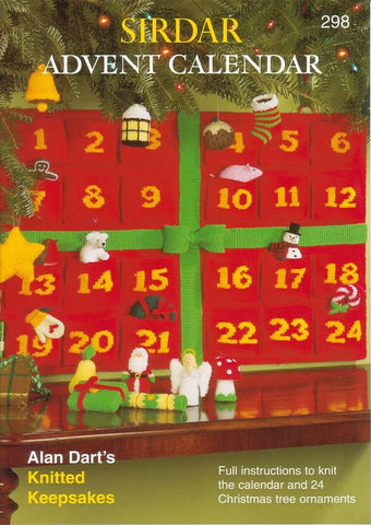 Advent Calendar by Sirdar (298B)