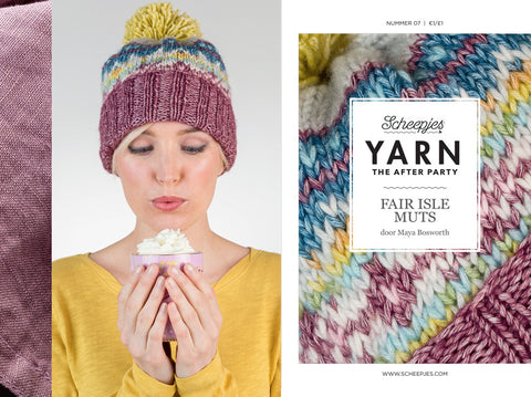 YARN The After Party 07 - Fair Isle Hat