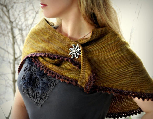 Cosette Wrap by Never Not Knitting-Deramores
