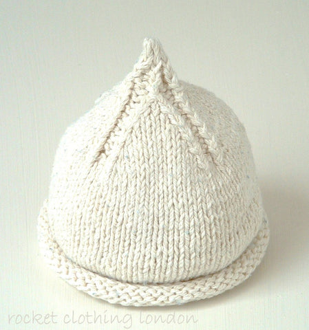 Baby Classic Pixie Beanie by Linda Whaley - Digital Version-Deramores