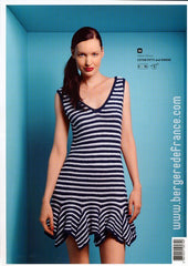 Knitting Magazine 157 - Spring / Summer Collection by Bergere de France