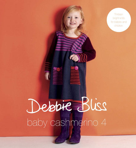 Baby Cashmerino 4 by Debbie Bliss