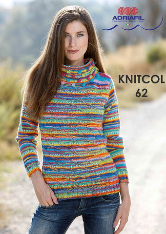 Beethoven Pullover in Adriafil Knitcol - Digital Version-Deramores