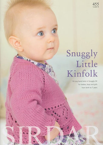 Snuggly Little Kinfolk by Sirdar (455B)