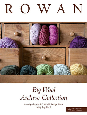Big Wool Archive Collection by Rowan-Deramores