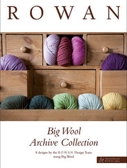 Big Wool Archive Collection by Rowan