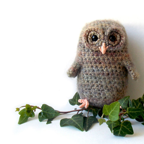 Bill the Owl Baby by Irene Strange - Digital Version-Deramores