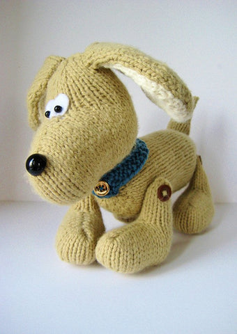 Biscuit The Dog in DK by Amanda Berry - Digital Version-Deramores