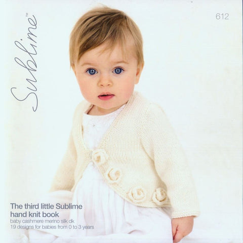 The Third Little Sublime Hand Knit Book (612)