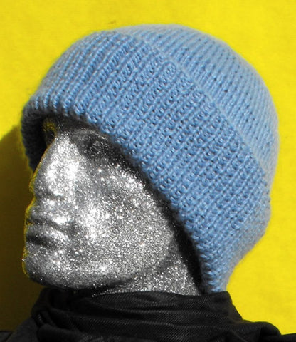 Chunky Beanie by MadMonkeyKnits (46) - Digital Version-Deramores