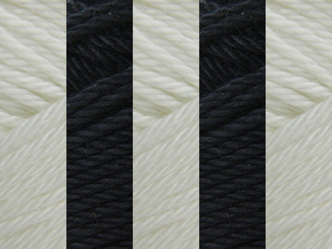 Sirdar Cotton DK Colour Pack - Monochrome