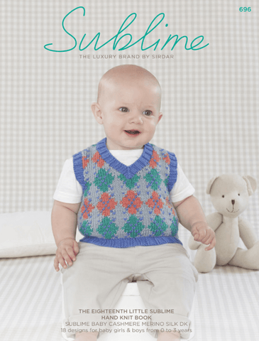 The Eighteenth Little Sublime Hand Knit Book (696)