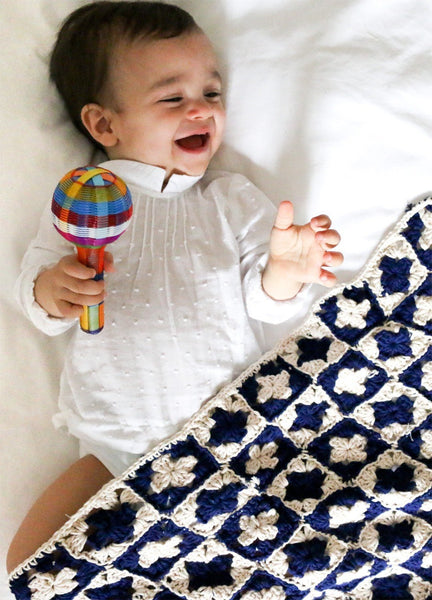 Kari Blanket by We Are Knitters-Deramores