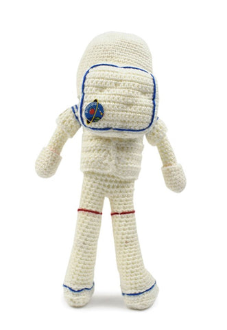 Tim Peake Amigurumi by Jackie Laing in Deramores Studio DK (Crochet) - Digital Version