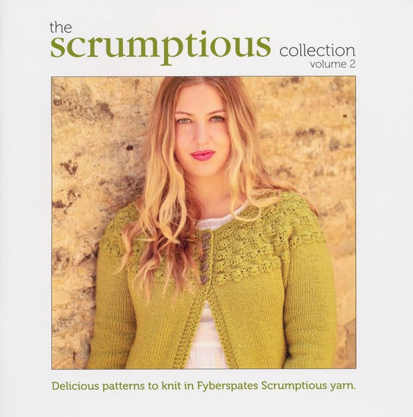 The Scrumptious Collection Volume 2 by Fyberspates
