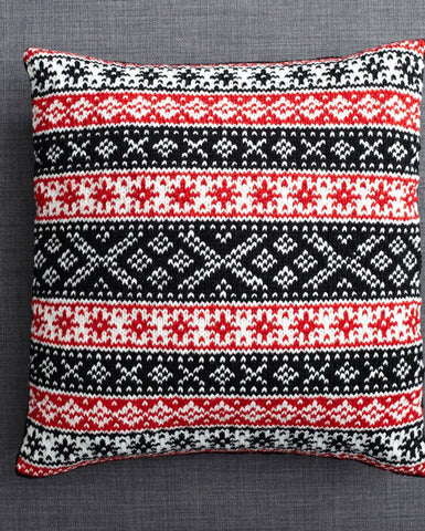 Scandinavian Cushions in Debbie Bliss Rialto DK (DB031)