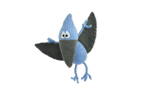 Toby the Pterodactyl in Deramores Studio DK - Digital Version