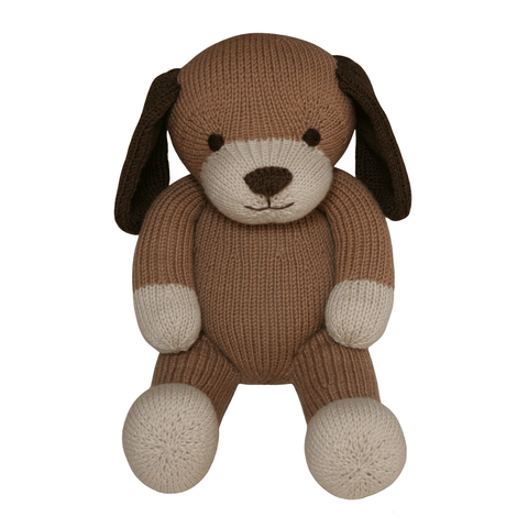 Dog - By Knitables - Digital Pattern