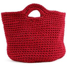 Brady Basket by Wool and the Gang - Red-Deramores