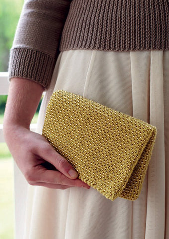 Beaded Clutch by Debbie Bliss - Digital Version-Deramores
