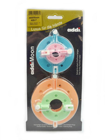 Addi Moon Pom Pom Makers-Deramores