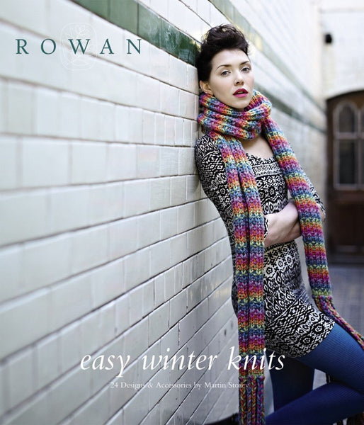 Easy Winter Knits by Rowan