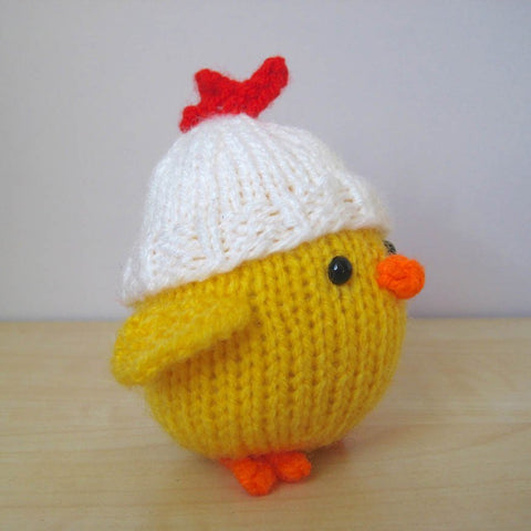 Eggy Chicks in DK by Amanda Berry - Digital Version-Deramores