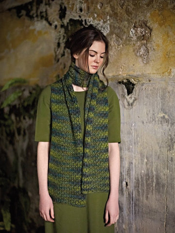 Falcon Scarf by Rowan - Digital Version-Deramores