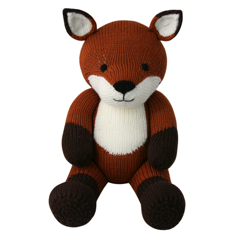 0a1b7c3706e Fox - By Knitables - Digital Pattern – Deramores