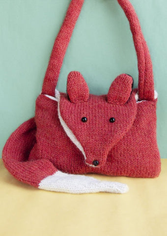 Fantastic Fox Bag by Sincerely Louise - Digital Version-Deramores