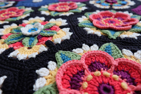 Stylecraft Frida's Flowers by Jane Crowfoot CAL Pack – Special DK