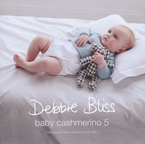 Baby Cashmerino 5 by Debbie Bliss